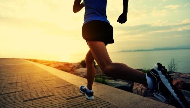 Get moving - menopause hair loss
