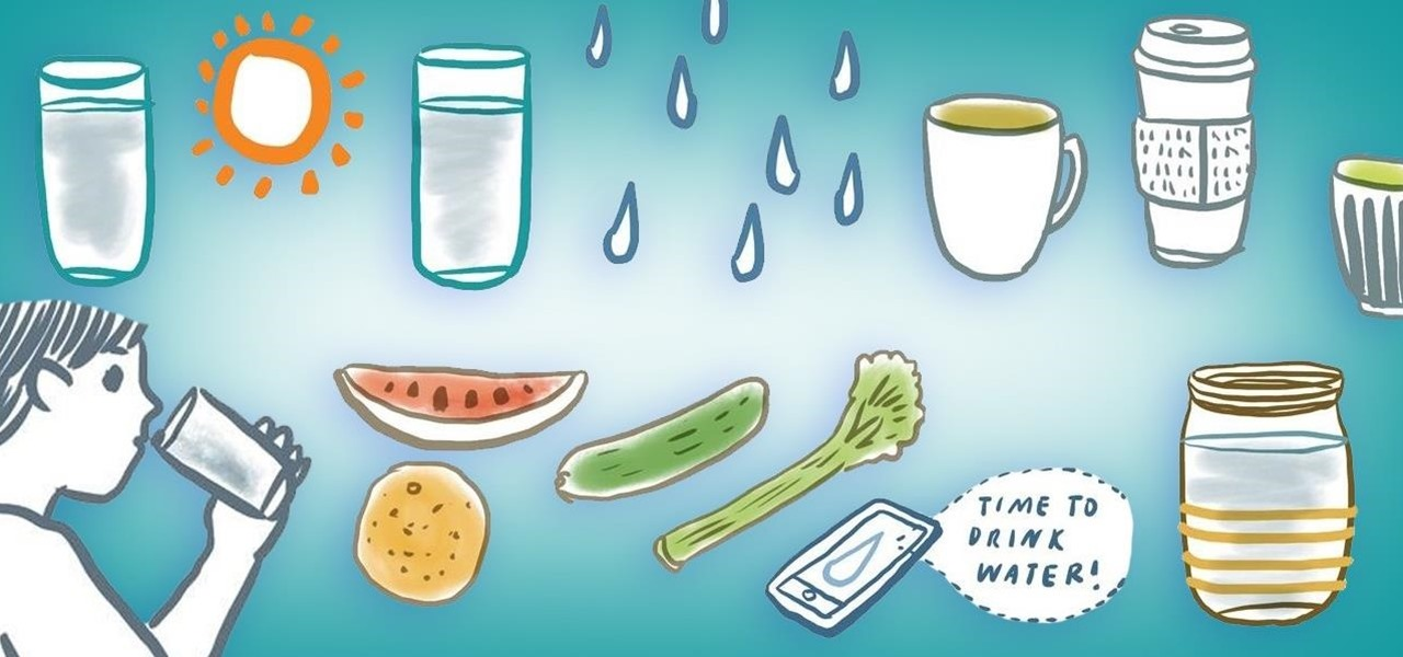 Keep your Body Hydrated all the Time- menopause hair loss
